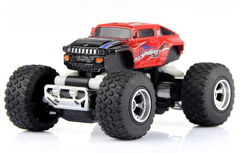 Mini rc car 5CH 5 Speed Radio Control Car Children's electric car for kids outdoor fun - RACERC