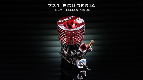 Next Generation REDS Engine - 721 S SCUDERIA
