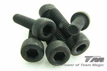 3x12mm Cap Screw (6) - RACERC