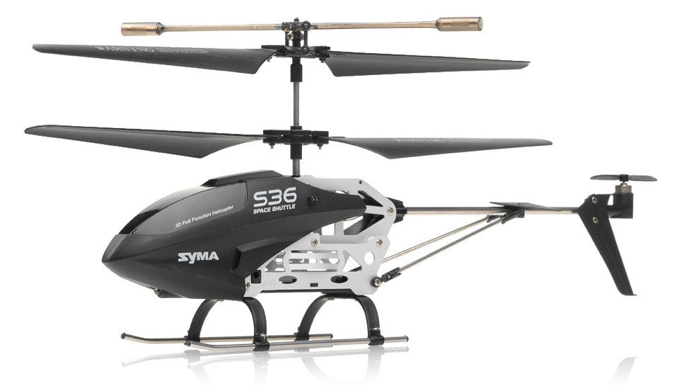 Syma S36 2 4GHz 3 5CH RC Helicopter - RACERC