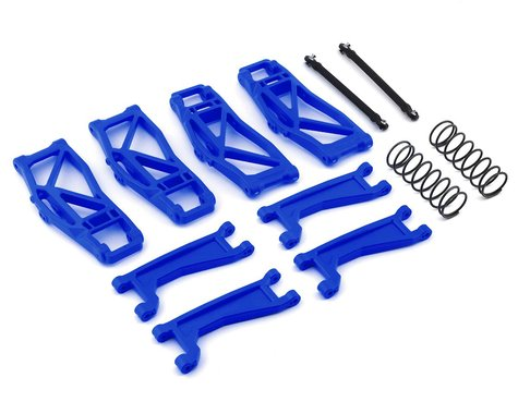 Traxxas Maxx WideMaxx Suspension Kit (Blue)