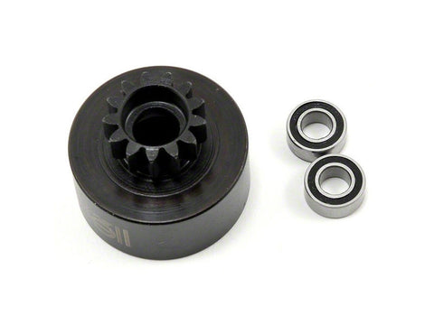 THE 13t Clutchbell with 2pcs 5x10 bearing - RACERC