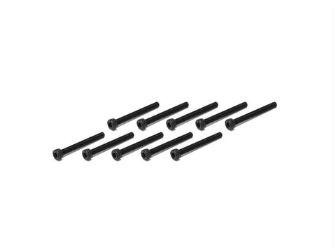 THE Cap Head Screw 3x28mm (10pcs) - RACERC