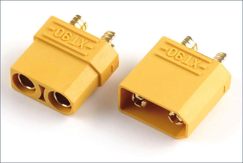 XT90 Connectors - Male/Female Pair - RACERC