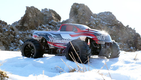 Terminator MonsterTruck Brushed 4WD 1:10, RTR /22318