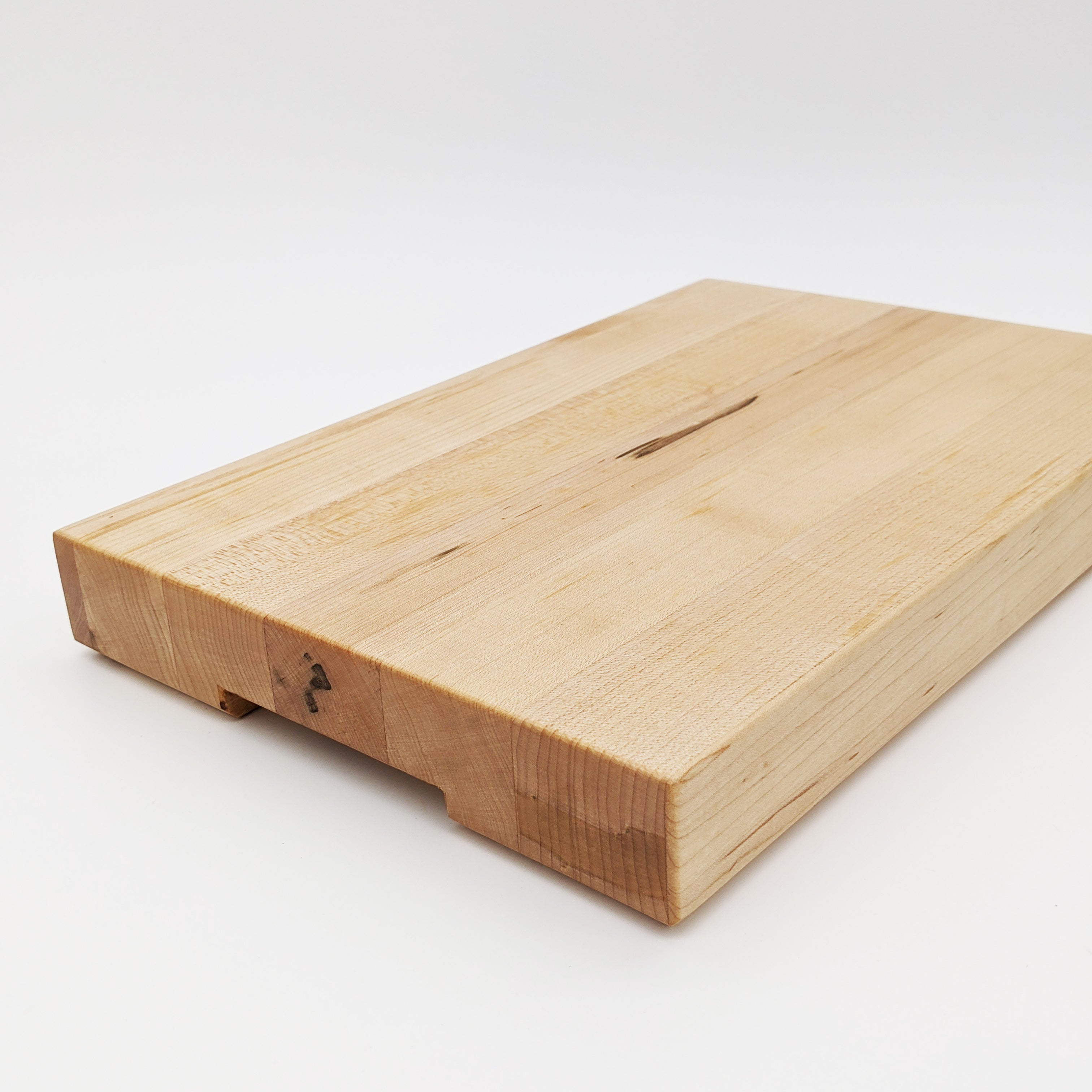 Maple Cutting Board | Pocket Handle Style