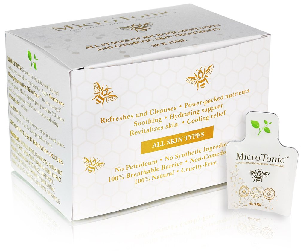 Membrane MicroTonic Box of (30) Pillow Packs 15ml