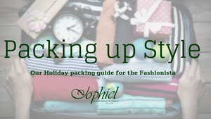 Holiday Packing Tips: Packing Guide Every Fashionista Should Follow