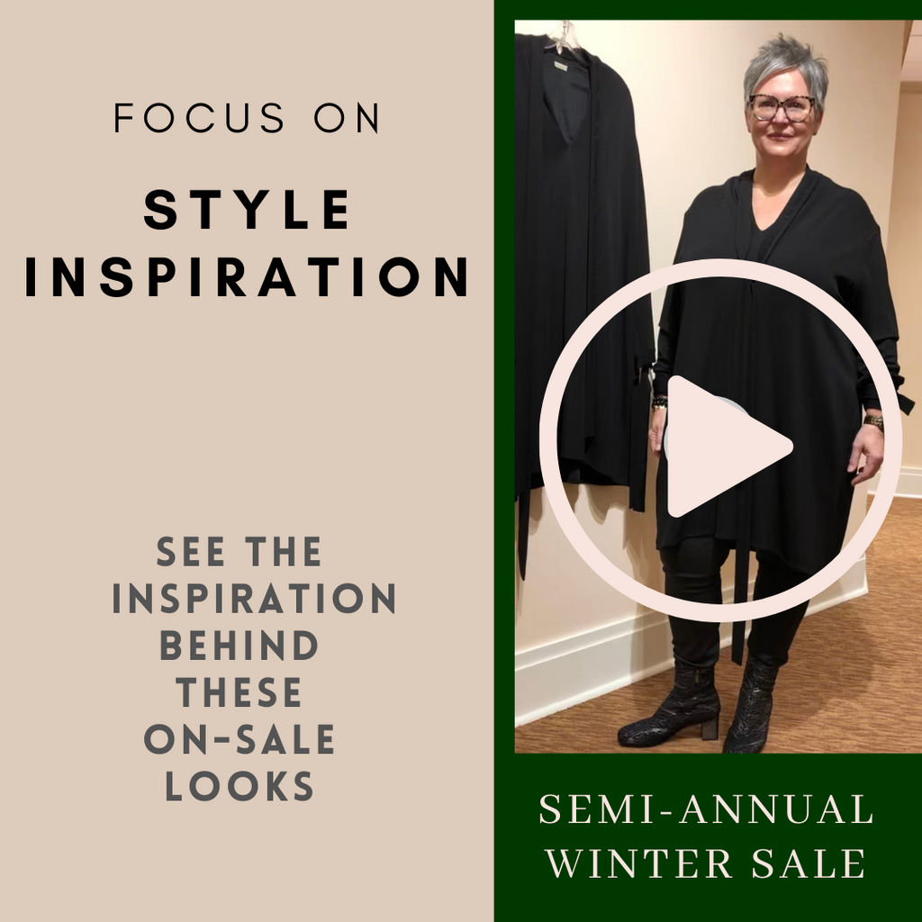 Focus on Style Inspiration