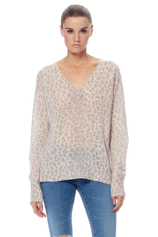 Sylvia Sweater by 360 Cashmere at Jophiel