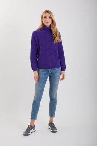 Shaker Sweater by Belford