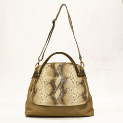 AGL leather tote