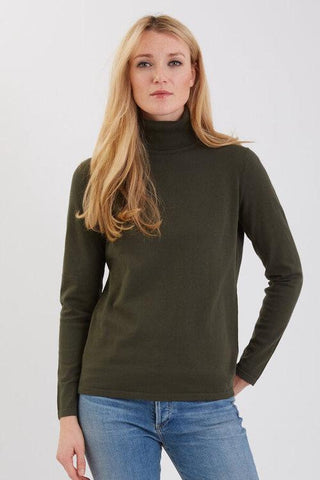 Turtleneck Sweater by Belford