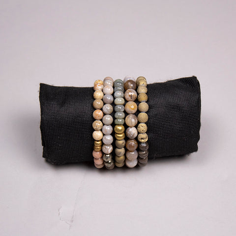 CHERYL DUFAULT BEADED BRACELET