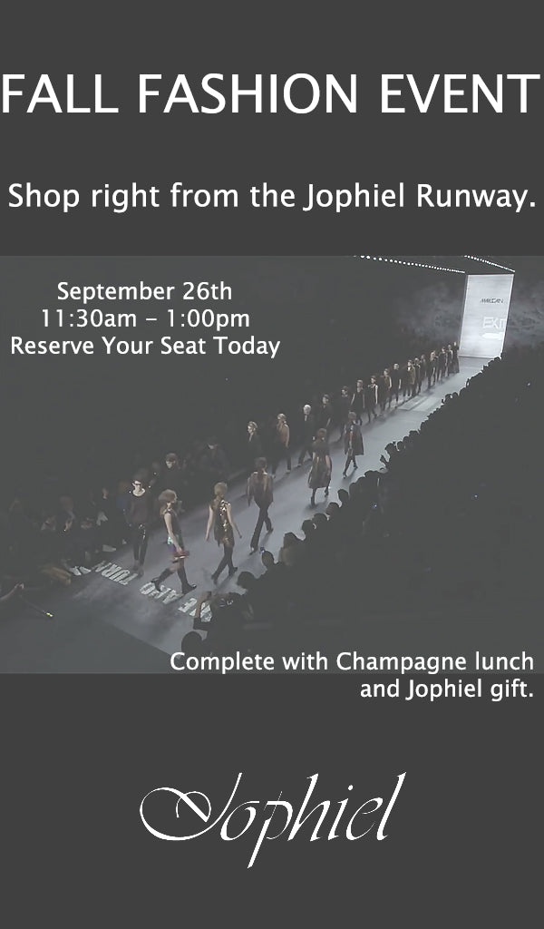 Jophiel Fashion Event