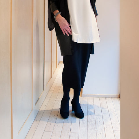 Eileen Fisher Pencil Skirt The Jophiel Way