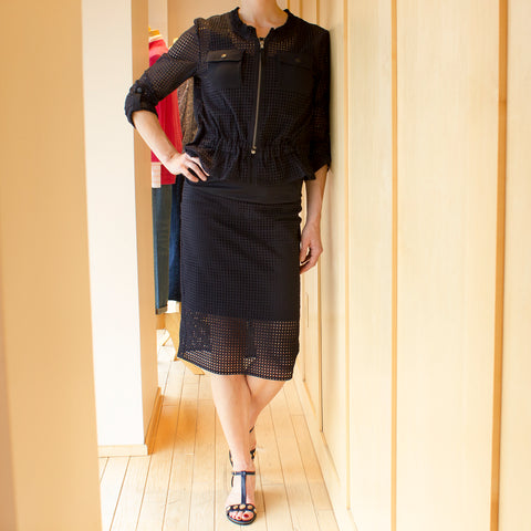 Marc Cain Skirt Jacket Jophiel