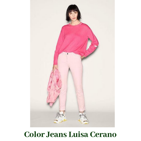 Color Jeans by Luisa Cerano