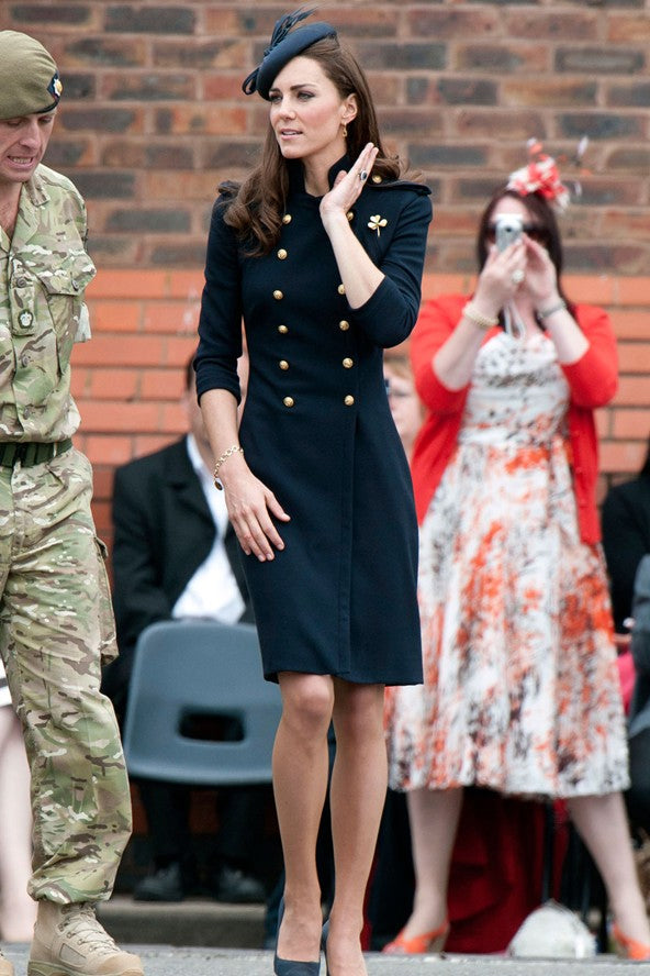 Catherine Duchess of Cambridge Vogue UK