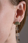 Flaca Jewelry Half Moon Earring At Jophiel