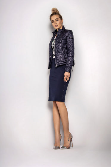 Simple Pencil Skirt by Airfield at Jophiel