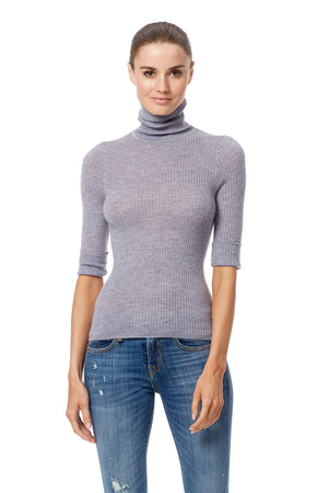 Cai Cashmere Turtleneck by 360 Cashmere at Jophiel