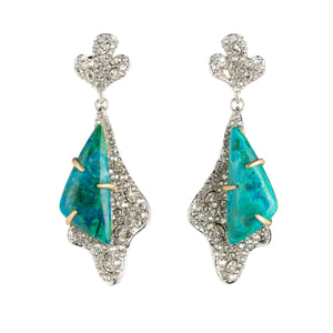 Roxbury Dangling Post Earring by Alexis Bittar at Jophiel