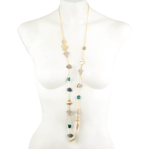 Alexis Bittar Abstract Station Necklace At Jophiel