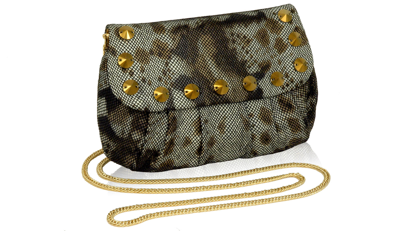 Inge Christopher Antha Mini Clutch Blk At Jophiel