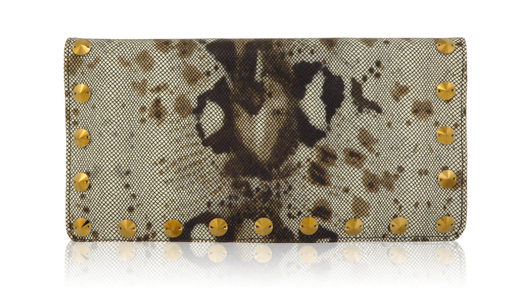 Inge Christopher Antha Foldover Clutch At Jophiel