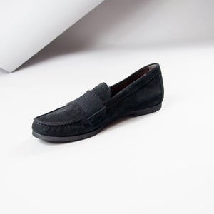 AGL Loafer in Nero Jophiel
