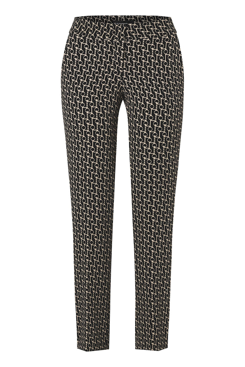 Ross Print Pant by Cambio at Jophiel