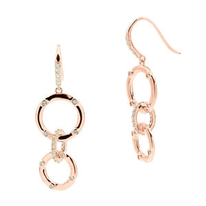 Links For Days Earrings by Freida Rothman at Jophiel