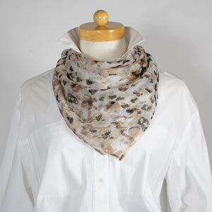 ANIMAL ABSTRACT SCARF