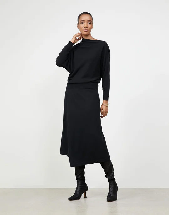 Lafayette 148 Wrap Skirt at Jophiel