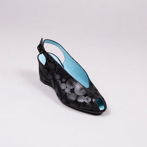 Charming Slingback Wedge by Thierry Rabotin at Jophiel