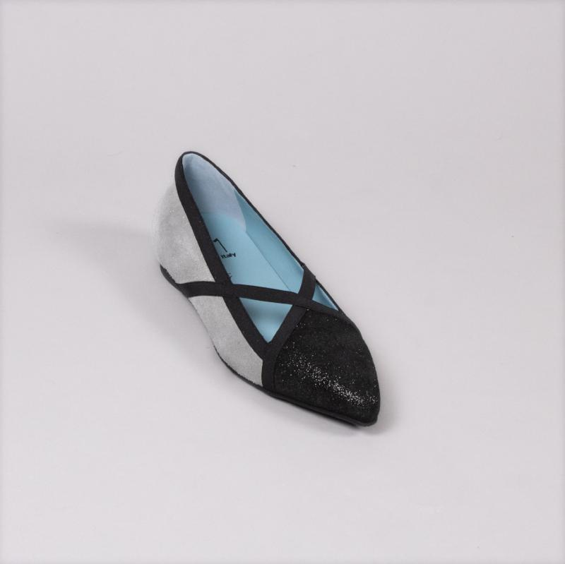 Ballet Strappy Flat by Thierry Rabotin at Jophiel