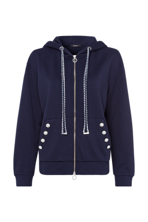 Hooded Jacket With A Zip by Riani at Jophiel
