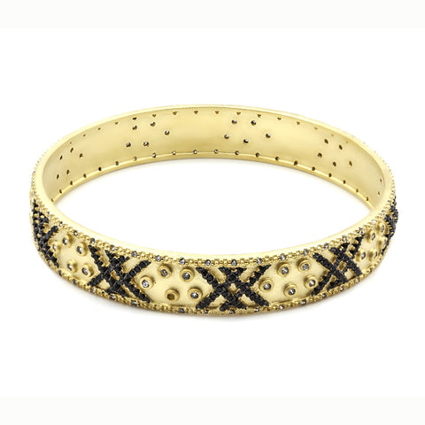 FREIDA ROTHMAN STRIKING BANGLE JOPHIEL