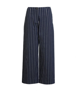 Peter O. Mahler Linen Striped Pants at Jophiel