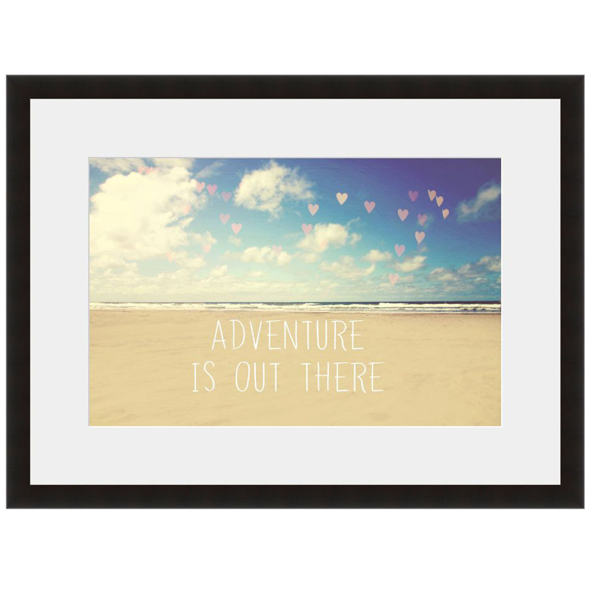 Adventure Is Out There - Fine Art Photograph by Sylvia Cook - Framed ...