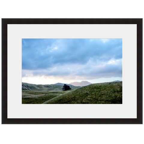 Hills And Dales  - Fine Art Photograph by Andy Katz  - Framed Wall Art