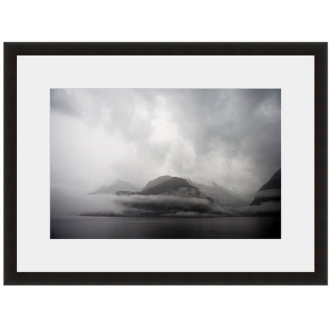 Island Mist III  - Fine Art Photograph by Andy Katz  - Framed Wall Art