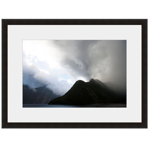 Island Mist I  - Fine Art Photograph by Andy Katz  - Framed Wall Art