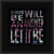 Let It Be - Lyric Culture  - Fine Art Photograph by Lyric Culture  - Framed Wall Art