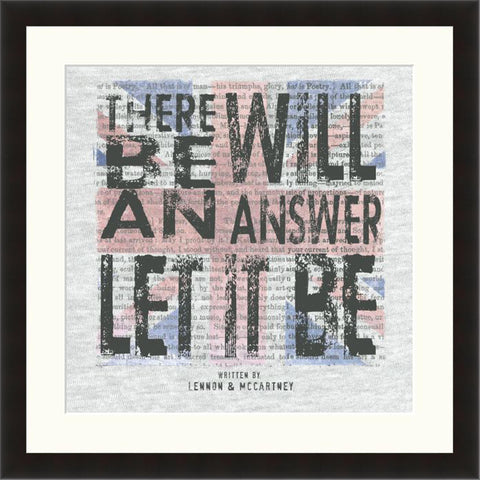Let It Be II - Lyric Culture  - Fine Art Photograph by Lyric Culture  - Framed Wall Art