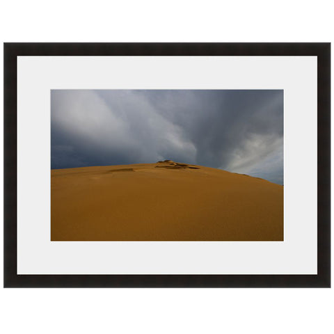 Sand Dune  - Fine Art Photograph by Andy Katz  - Framed Wall Art