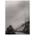 Unframed Image. San Francisco, California, Golden Gate Bridge, photographed through the clouds by Vincent Versace.