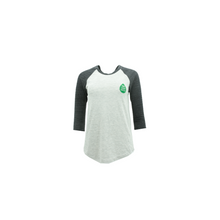 Load image into Gallery viewer, Fat Leaf Water Baseball Tee