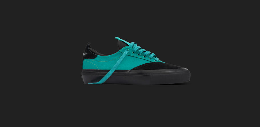 New Colorway of the Knox Releases: Black/Teal